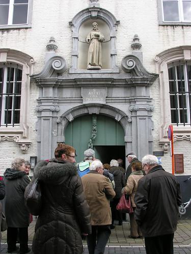 Mechelen,Cellebroedersklooster, gebouw De Noker - © Antheunis Jacqueline