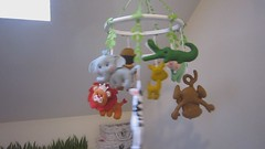 E mais um mobile safari... um dos grandes sucessos Sweetfelt! (sweetfelt \ ideias em feltro) Tags: mobile selva felt safari jungle feltro handcraft feutrine feitoamao babymobile faitmainhandmade