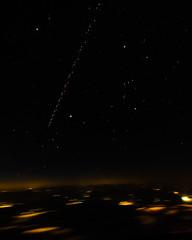 Planes crossing (pepi0313) Tags: night stars nacht cockpit mustang flugzeug beacon sterne c510 anticoll