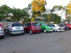 Cit In 2013 - Griffith NSW, Day 1 (UFO1966) Tags: id 4 citroen tractionavant ds cx 2cv xm c5 xantia c3 berlingo bx