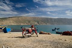 La poderosa (Wolfgano) Tags: ocean sea sun fish fisherman paradise surf surfing grill motorbike chez morocco moto marocco hassan missyou imsouane