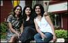 Three is company (Nagarjun) Tags: bangalore ruchi kaushal vedant anindita ipsita malathi sowmya murli casaansal