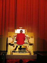 Castro Theater (danieljsf) Tags: sanfrancisco california red musician music organ musical instrument wurlitzer castrotheater 3waychallenge