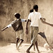 [Exzplored. Tks] Senegal Daily Scenes: Playing Football