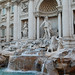 Car Hire Rome. Trevi Fountain Vertical