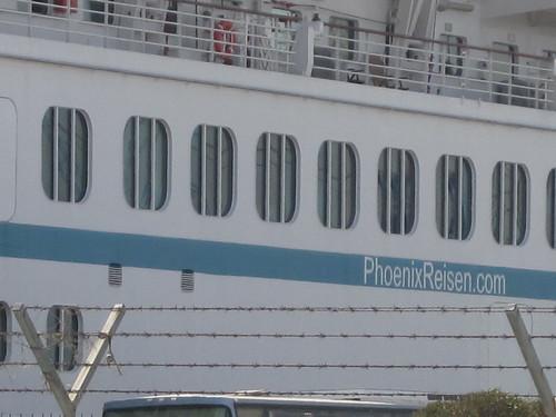 Phoenix-Reisen cruise ships