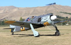FW-190A8/N ZK-RFR (CanvasWings) Tags: canon airplane fighter aircraft military wwii aeroplane airshow german ww2 bomber worldwar2 fw190 luftwaffe butcherbird fighterbomber 550d canon550 omaka classicfighters fw190a8n canon550d canvaswings zkrfr