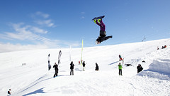 Snowboarding. Picture- Paul Campbell 10 (Paul Campbell Photography) Tags: snow snowboarding highlands big air 5star cairngorm cairngorms paulcampbell paulcampbellphotography scotlandhighlandsmountainsskye highlandphotographer