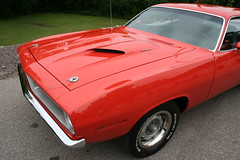 """1970 Plymouth 'Cuda 440 • <a style=""""font-size:0.8em;"""" href=""""http://www.flickr.com/photos/85572005@N00/8633966221/"""" target=""""_blank"""">View on Flickr</a>"""