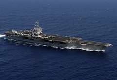 USS  Enterprise (FrigateRN) Tags: usa norfolk va aircraftcarrier ussenterprise cvn65 summerpulse2004