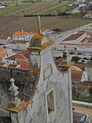 Church - Ruins (moacirdsp) Tags: portugal castelo montemorovelho 2013