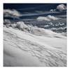 Traces (Gabi Monnier) Tags: sky snow ski france clouds montagne alpes canon square landscape flickr traces jour ciel neige nuages paysage printemps carré traitement hautesalpes lesorres extérieur canoneos600d gabimonnier