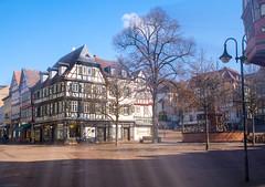 Bensheim_Rays.jpg (gmaderer) Tags: fachwerk fachwerkhaus bensheim bergstrasse