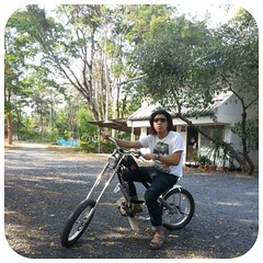 จักรยานเหมือนชอปเปอร์ปะ55555555