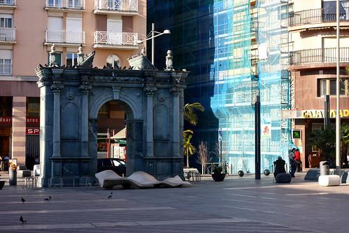Plaza de los Reyes, Ceuta