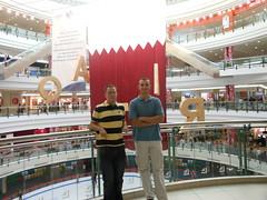 city center mall, doha, qatar (mobius15) Tags: flag doha qatar citycentermall