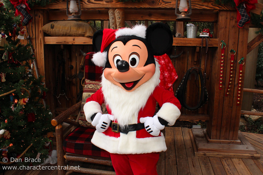 Christmas in July (and December too!) - Disney Character