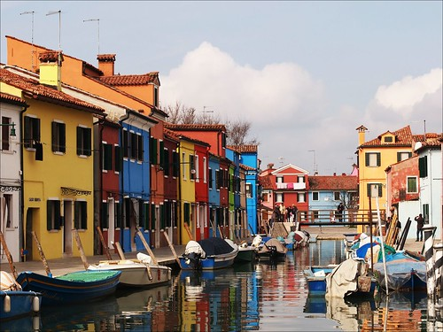 Day in Burano