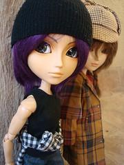 Ch y Kuro (Espas) 3a (Lunalila1) Tags: outfit doll track mj 14 wig groove yaoi iv kuro espas taeyang mmo