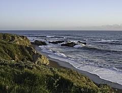 Coastline (OSChris) Tags: california cambria coastline pacificocean