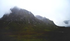 Wandering in the weeping glen (g a b r i e l l e s w i n d l e h u r s t) Tags: scotland trossachs national park glencoe mountains mist glen rain summer yay rabbies tours