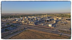 Laurel Refinery (mdt1960) Tags: laurel montana refinery energy industrial chs dji phantom3 drone quadcopter aerial