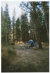 Camp High Sierra // Mammoth Lakes (kevinmarquezphoto) Tags: vivitar ultra wide slim 35mm toy inyo national forest nature hiking 395