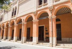 Palma de Majorque (Comte78) Tags: palma balares le spain espagne majorque mallorca ville city placa place chateau eglise sun soleil palmier mediterrane