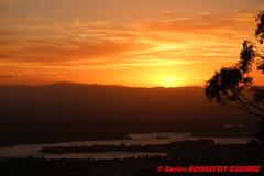 Canberra - Sunset from Mount Ainslie (soyouz) Tags: ainslie aus australiancapitalterritory australie geo:lat=3527048720 geo:lon=14915790418 geotagged mountainslie sunset canberra australiel