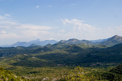 Montenegro Mountains (J. Grents) Tags: mountains montenegro hobbiton landscape forested cloudy