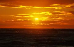 Belgian coast (Natali Antonovich) Tags: belgiancoast wenduine northsea sea mysticalatmosphere mystery mysteri parallels nature sand belgium belgie belgique landscape sunset reflection sky waves sun water horizon
