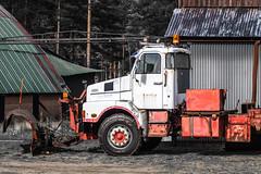 plowtruck (Mange J) Tags: k3ii magnusjakobsson pentax sverige sweden tamronaf70300mmf456ldmacro volvo värmland plow plowtruck restoration truck värmlandslän se n10