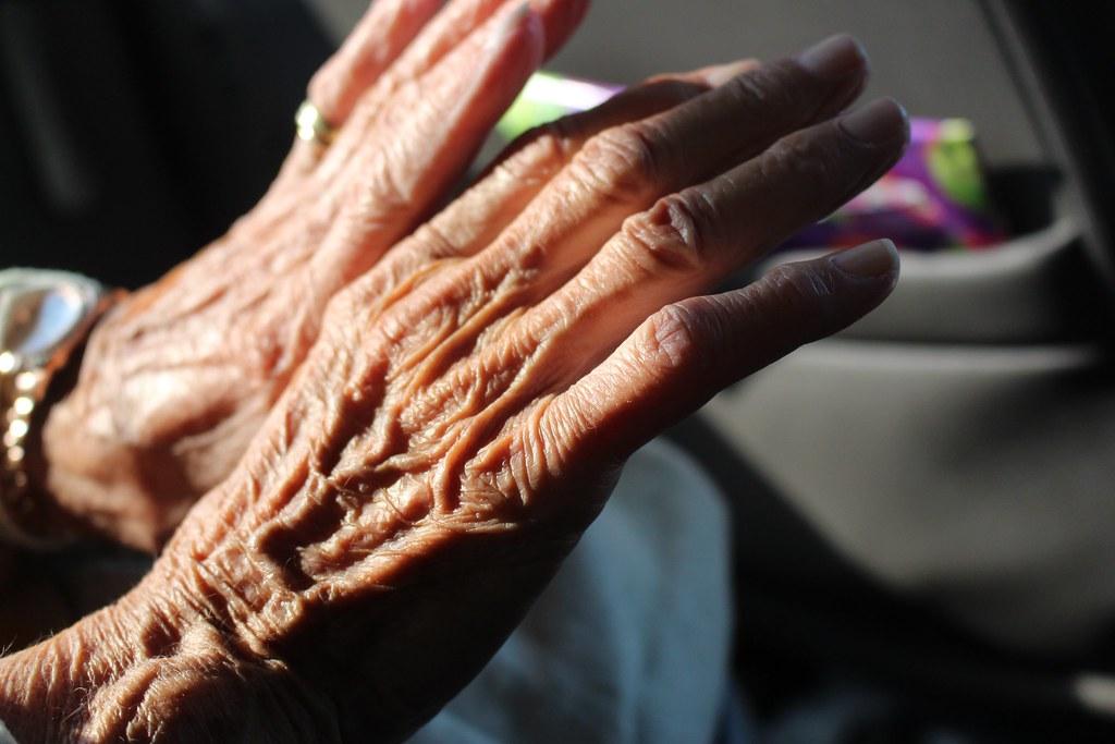 Best wrinkled old mean gilf granny oma on planet 8