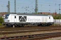 Siemens 247 902-0 Karlsruhe Hbf (michaelgoll777) Tags: siemens vectron br247