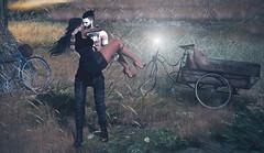 Save me... (Alexa.sorex) Tags: appliers accesory bodymesh belleza freya headmesh hairmesh {qp} chs empire collabor88 wowskins catwa anna skin sexy sensual shoes romantic
