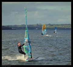 Wind-Surfing @ Glin (Neil Tackaberry) Tags: wind surfing windsurfing glin county co limerick countylimerick colimerick water sport sports watersports irish ireland wildatlanticway shannon estuary shannonestuary river rivershannon outdoor canoneos5dmarkiv eos5dmarkiv 5d4