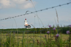 Lighthouse (-Kj.) Tags: marken lighthouse thehorseofmarken formerisland fishingvillage biketrip noordholland