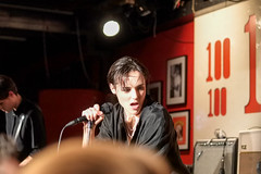 Savages at 100 Club (Jan 2016) (andrewdarby2000) Tags: savages 100club gig stage band london oxfordstreet londonlive livemusic