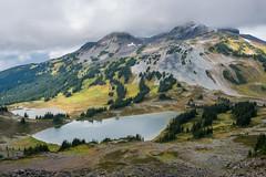 Misty mountain tops (Bryn Tassell) Tags: garibaldilake garibaldiprovincialpark alpine bc britishcolumbia bryntassell bryntassellca camping canada hiking