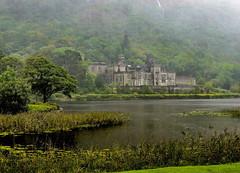 Kylemore Abbey (ArmyJacket) Tags: kylemoreabbey connemara letterfrack ireland castle abbey architecture gothic landmark lake