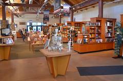 Grand Canyon Park Store Interioir (2013) 1353 (Grand Canyon NPS) Tags: shop store grandcanyon books bookstore gifts southrim