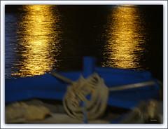 Brezza  notturna (Schano) Tags: italy boat mediterranean mediterraneo italia mare natura sicily riflessi sicilia paesaggio trapani notturno marenostrum bonagia brezzanotturna fz28 panasoniclumixdmcfz28 panasonicfz28 naturamediterranea brezzamarinanotturna