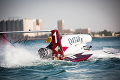 2013 Oryx Cup UIM World (Mohd Althani) Tags: travel summer color beach canon eos photo day speedboat bluewater national powerboat turbine doha qatar class1 frined greatshots topshots spiritofqatar addawhah h1unlimited