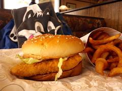 Fish Sandwich (Morton Fox) Tags: 15fav food de fastfood wilmington arbys