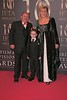 Brendan O' Carroll and family at Irish Film and Television Awards 2013 at the Convention Centre Dublin