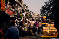 Best spice market ( imightbewrong) Tags: india market delhi spice