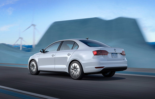 No-Compromise Performance: Driving the Jetta Hybrid