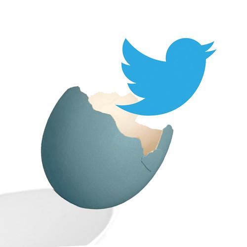 Emerging Media - Twitter Bird by mkhmarketing, on Flickr
