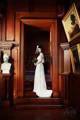 Lynsey - Hospitalfield House (Alan Campbell - Burfly) Tags: wedding alan photography photographer dundee bridal campbell burfly