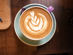 Juggler Cafe (slowpoke_taiwan) Tags: city white house coffee cafe flat taiwan environmental pastry brunch taichung juggler  tw sustainable       flatwhite  taichungcity    jugglercafe 498   4984